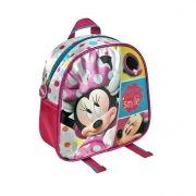 Mochila pequeña de Minnie Mouse...: http://www.pequenosgigantes.es/pequenosgigantes/4742264/mochila-pequena-de-minnie-mouse.html