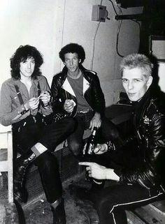 Clash & Bob Gruen