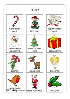 Noel French Worksheets, French Christmas, Idioms, 1st Birthday Parties, Languages, Activities, Teaching, Education, School