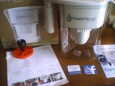 Safe & Clean Water From Clearly Filtered! | Prepared For Survival - Food Storage & Preparedness
