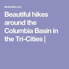9 Best Tri Cities Images Tri Cities Hiking With Kids Parks