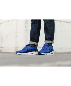 b4ce2d86f6707 Vendita Superiore Scarpa Nike Air Max 90 Ultra 2.0 Essential Paramount Blu Binary  Blu