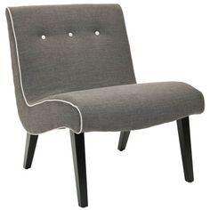Mandell Chair Gray  by Safavieh  (via fab.com)