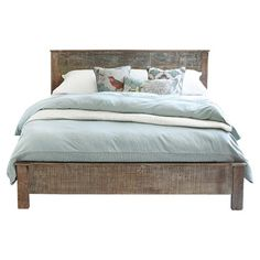 Hampton Teak Bed