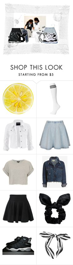 """""""Untitled"""" by urqueen247 ❤ liked on Polyvore featuring John Derian, Topshop, maurices, rag & bone/JEAN, Monki and Concord"""