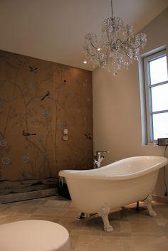 Die 88 besten Bilder von Tapeten im Badezimmer in 2013 | Tapeten ...