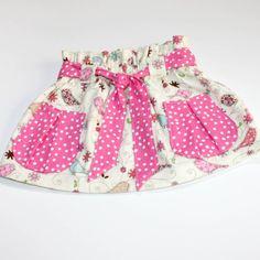 Sophia Paper Bag Skirt Sizes Newborn-14