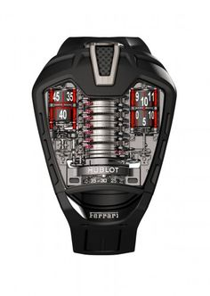 Hublot MP-05 LaFerrari watch
