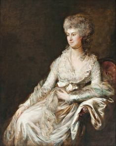 The Athenaeum - Madame Lebrun (Thomas Gainsborough - ) 1780