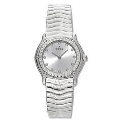 Ebel Watches Women's Sport Classic Watch 9090125-13940P