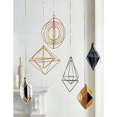 galactic copper ornament | CB2