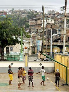 Basketball in Santiago de Cuba | Cuba (by Gerry Balding) #insightCuba #Cuba #travel