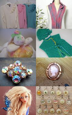 TAKE YOUR PICK OF PRETTIES by Libbey on Etsy--Pinned with TreasuryPin.com