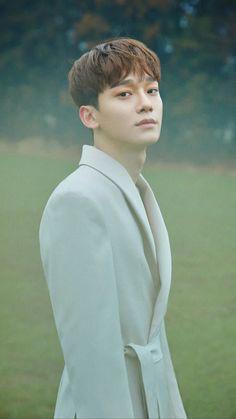 Chen (EXO) révèle de nouvelles photos teasers pour ses débuts solos – K-GEN Exo Chen, Baekhyun Chanyeol, Exo Ot12, Chanbaek, Kaisoo, Mini Albums, Solo Album, Luhan And Kris, Kim Jong Dae