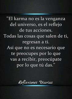 No puedo evitar compartir esto. Spanish Inspirational Quotes, Spanish Quotes, Wise Quotes, Funny Quotes, Karma Frases, Good Advice, Wise Words, Positive Quotes, Favorite Quotes