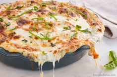 Take your mashed potatoes to a new level with this mozzarella potato pie recipe! This dish has your favorite ingredients—cheese, garlic and seasonings! Cheese Potatoes, Potato Pie, Potato Dishes, Potato Recipes, Pie Recipes, Vegetable Recipes, Dinner Recipes, Cooking Recipes, Mashed Potatoes