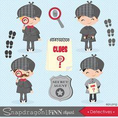 Imágenes Prediseñadas detective espía Imágenes Prediseñadas