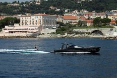 "Waterskiing in the South of France, Molori ""Told u So"""