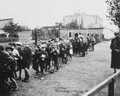 Deportation of Children during Holocaust