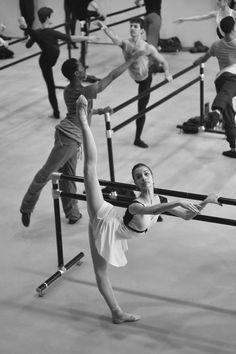 class arabesque
