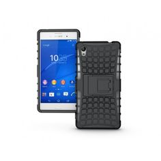1310086: Sony m4 aqua Croco Shockproof Hard Rubber Phone Case with Stand: Cases and covers: New: 0.055kg: Courier Service