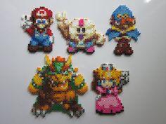 Super Mario RPG by 8-BitBeadsStudio on deviantART