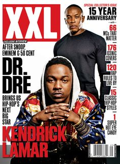 Kendrick Lamar & Dr. Dre