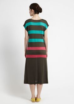 FLORENT STRIPE DRESS | TOAST
