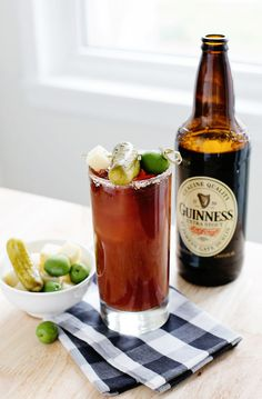 Guinness Bloody Mary //
