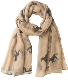 She's a Lucky Gallop Scarf
