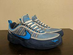 the best attitude 4f874 5c7e9 Men s Nike Air Zoom Spiridon  16   STASH Harbor Blue AH7973 400 size 11.5