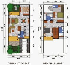 40 Examples of Minimalist House Plans Type 36 Small Modern House Plans, Small House Floor Plans, Minimalist House Design, Minimalist Home, Affordable Bedroom Sets, Guest House Plans, Building A Small House, Small House Interior Design, Compact House