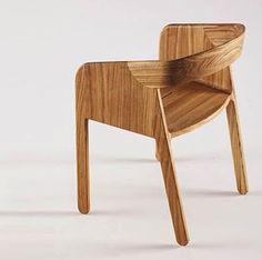 Malena Chair by Zoran Jedrejcic