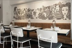 Malamén Restaurant, Ciudad de México, 2012 - Ricardo Casas Design