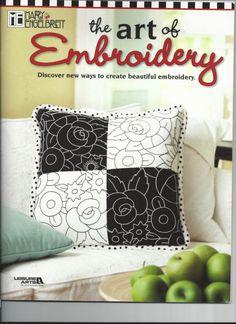 Gallery.ru / Фото #1 - 4408-Thea Art of Embroidery - mornela