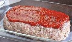 Does the thought of meatloaf bring back memories of a dry, brick-like dinner that you try to avoid as an adult? Avoid no more! This tender and juicy meatloaf is so delicious and it melts in your mouth… Tender Meatloaf with Spicy Ketchup   Print Prep time 0 min Cook time 0 min Total …