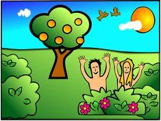 Adam and Eve story for kids - Garden of Eden - Bible Story - Short Story - Story of Adam and Eve - Best Short Story for Kids in year 2020 Cute Stories, Bible Stories, Short Stories For Students, Adam And Eve Story, Top Jokes, Anne Will, Eve Best, Cartoon Clip, Christian Humor