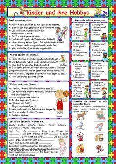 1238 best Deutsch in der Klasse images on Pinterest | German ...