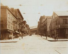 1926, York and Front Sts., Brooklyn, NYC .... now DUMBO