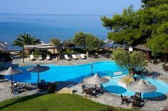 Anthemus Sea Beach Hotel & Spa - Elia (Nikiti) - Griechenland