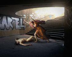 Les mélanges de personnages des classiques de la peinture et de la vie moderne par Alexey Kondakov  2Tout2Rien