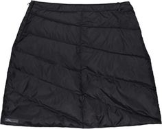 """For Running or Coverup: """"Snow Flurry"""" Long Down Skirt from Cordillera 