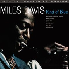 Miles Davis Kind Of Blue 2LP 45rpm Vinil 180gr Edição Limitada Numerada Caixa Mobile Fidelity MFSL USA - Vinyl Gourmet