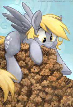 Alpha Muffin. Because Derpy, Ofcourse! <3