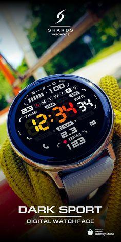 Samsung Galaxy S, Cool Watches, Watches For Men, Gear S3 Frontier, Watch Faces, Smart Watch, Casio Watch, Luxury Watches, Men