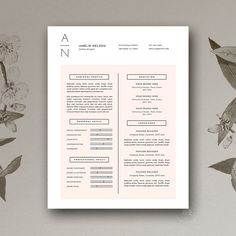 What Is A Cover Letter For A Resume Best Word Resume & Cover Letter Template  Pinterest  Resume Cover .