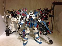 "MG Heavyarms ""Blizzard Custom"" Customized Build - Gundam Kits Collection News and Reviews"