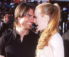 Nicole Kidman and Tom Cruise's Hollywood Romance - Us Weekly