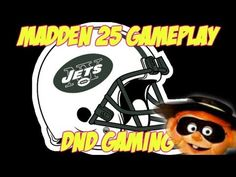 MADDEN 25 TIPS | SUBSCRIBER REQUEST JETS |  BLACK-KAOS | DND GAMING | MA...