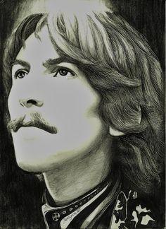 Harrison 'The Inner Light' by georginaflood on DeviantArt
